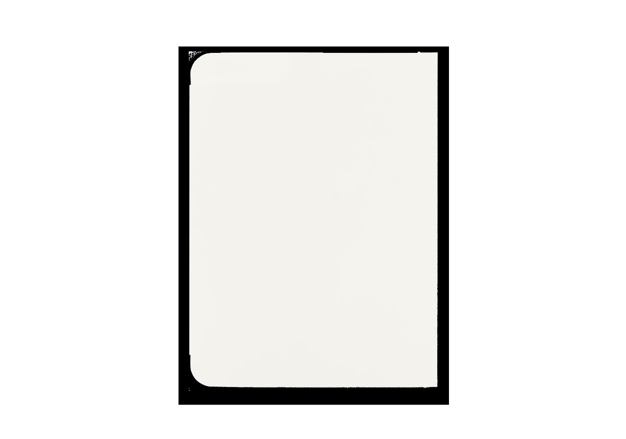 Nachfülleinlagen M blanko